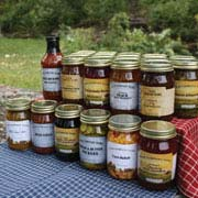 Spring Creek Foods Homemade Product Selection